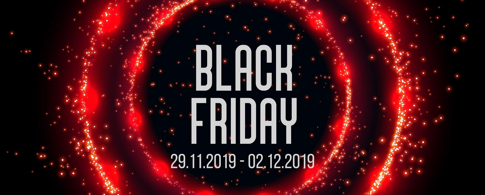 Black Friday Happenings